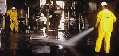 Limpieza Industrial en Ávila